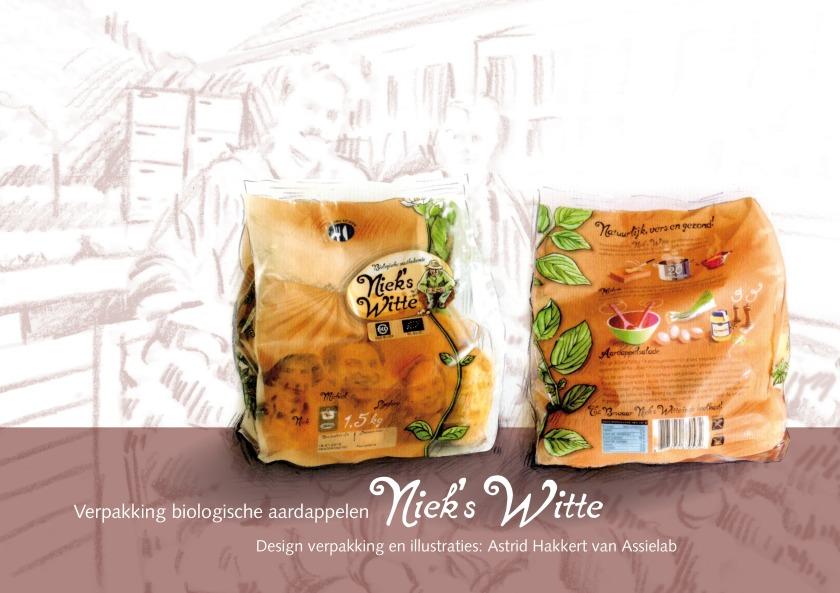 Niek's Witte promotie